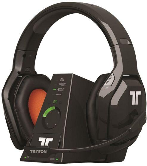 Warhead 7.1 Wireless Headset - Xbox 360