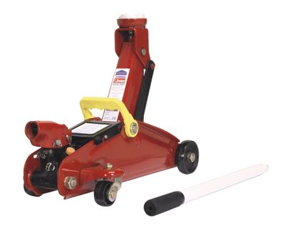 Sealey 1015CX - Trolley Jack 1.5tonne Short Chassis