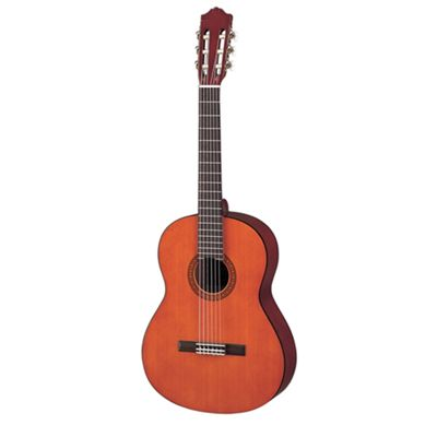 Yamaha CS40 3/4 Size Classical Guitar – with 6 Months Free Online Music Lessons