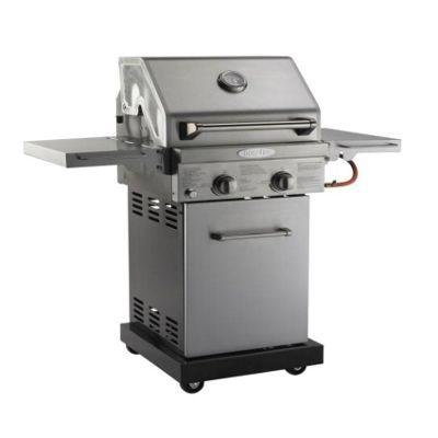 Bon-Fire - 720015 Two Burner Gas Grill BBQ