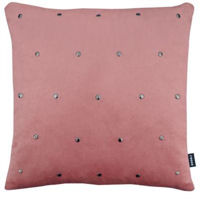 Rocco Kensington Cushion Cover 43x43cm - Blush