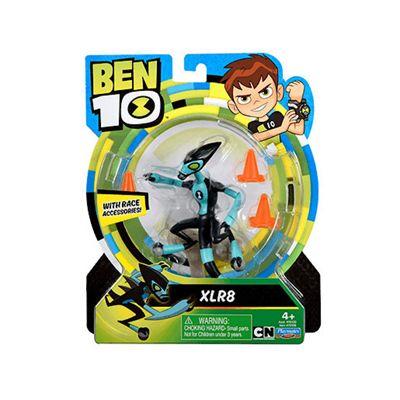 Ben 10 Action Figures - XLR8