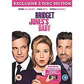 Bridget Jones's Baby DVD - Includes exclusive bonus Disc (Tesco exclusive)