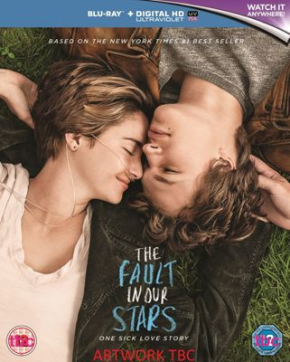 Fault In Our Stars, The Blu-Ray + Digital Hd Uv