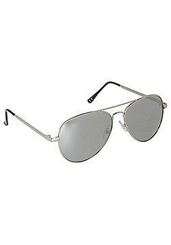 Foster Grant Aviator Sunglasses - Black