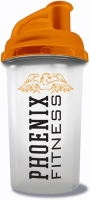 Phoenix Fitness 700ml Protein Shaker