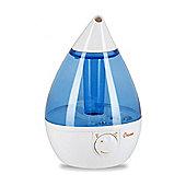 Crane Ultrasonic Cool Mist Humidifier Blue Drop