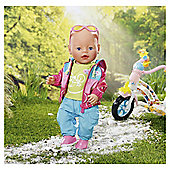 BABY born Play & Fun Deluxe Cycling Outfit