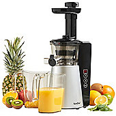 VonShef Digital Slow Masticating Juicer for Fruit and Vegetables