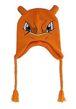 Pokemon Charizard Laplander Beanie - Multi