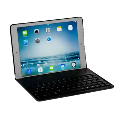 iPad Air Clamshell Bluetooth Keyboard Case in Black