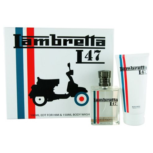 Lambretta 47 Scooter Gift Set