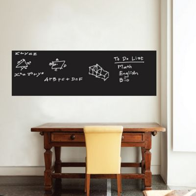 Walplus Blackboard Chalkboard Wall Stickers