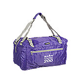 Summit 32L Folding Carryall Bag Purple
