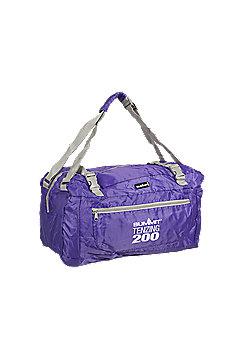 Summit 32L Folding Carryall Bag Purple
