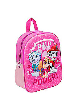 Paw Patrol 3D Skye & Friends Pink Backpack