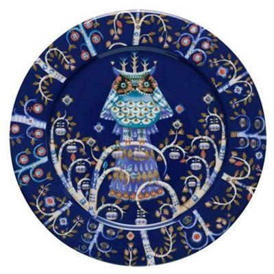 Iittala Taika Blue Dinner Plate 27cm