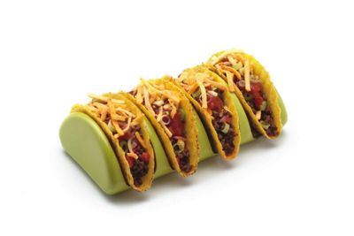 World of Flavours Mexican Ceramic Taco Holder WFMXTACO