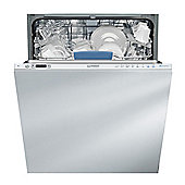 Indesit DIFP 8T96 Z UK Integrated Dishawasher - White