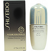 Shiseido Future Solution LX Total Protective Emulsion SPF15 75ml