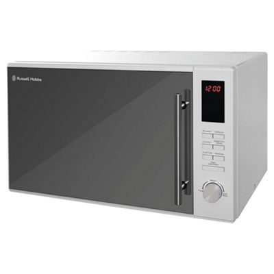 Russell Hobbs RHM3003 Combination Microwave Oven, 30L - White