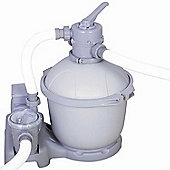 Bestway 2000 Gallon Flowclear Sand Filter Pump