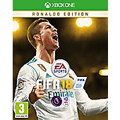 FIFA 18 Ronaldo edition (Pre order only) Xbox One