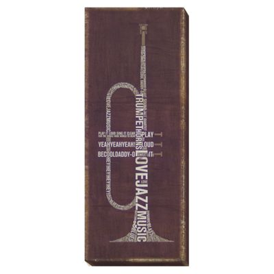 Big Band Canvas - Trumpet