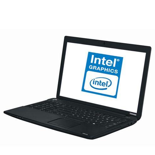 Toshiba Satellite Pro C50-A-1E0 (15.6 inch) Notebook Celeron 1.9GHz 4GB 500GB Windows 8.1 64-bit