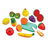 Slice and Play Velcro Fruit Cutting Set