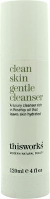 This Works Clean Skin Gentle Cleanser 120ml