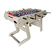 FFT13-4LN Riley Azteca 4' Folding Football Table