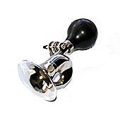 Chrome Bicycle Bugle Hooter Horn