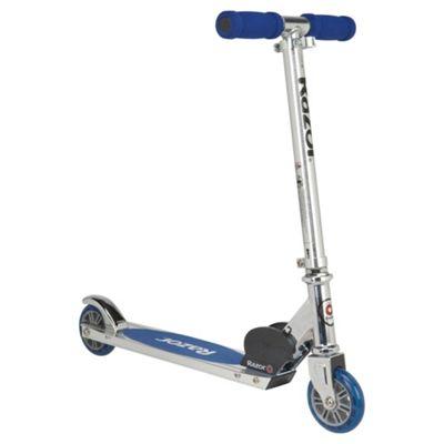 Razor A125 Kick 2-Wheel Scooter, Blue