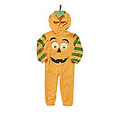 F&F Pumpkin Halloween Costume - Orange