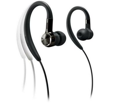Philips SHS8100/10 Earhook Headphones