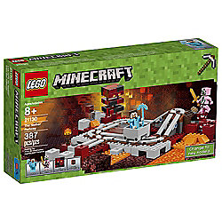 LEGO Minecraft The Nether Railway 21130