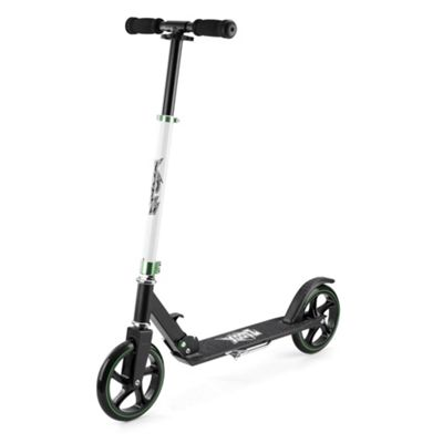 XOOTZ Large Wheeled Scooter Black