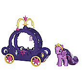 My Little Pony Cutie Mark Magic Princess Twilight Carriage