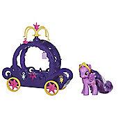 My Little Pony Cutie Mark Magic Princess Twilight Carriage