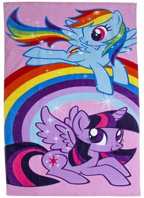 My Little Pony, Party Towel - 100% Cotton