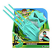 Ben 10 Transfrom-N-Battle Diamondhead