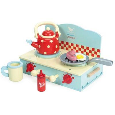 Le Toy Van Honeybake Camper Mini Stove Set