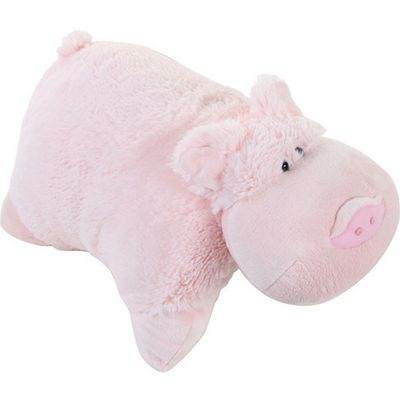 Pillow Pets Pig Soft Toy