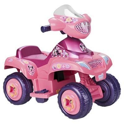Disney Minnie Mouse Ride-On Quad Bike