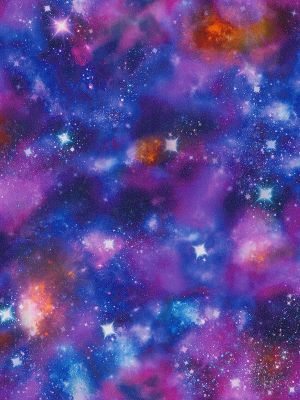 Cosmic Space Glow In The Dark Wallpaper 273205