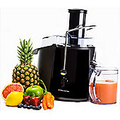 Andrew James Power Juicer 850 Watt in Black