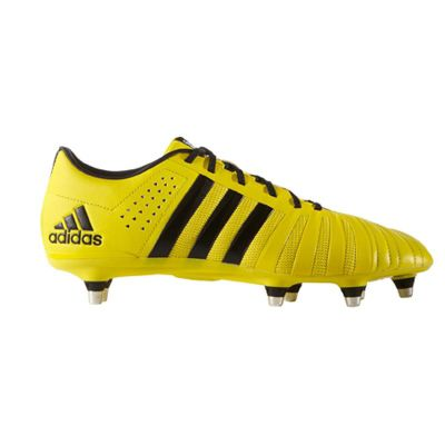 adidas ff80 PRO 2.0 XTRX SG Rugby Boots - Yellow Size - 8.5
