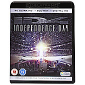 Independence Day: Theatrical And Extended Cut 4K Ultra HD Blu-ray