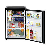 L5511B A+ Energy Rated Larger Fridge with 133L/4.7cuft Net Capacity in Black
